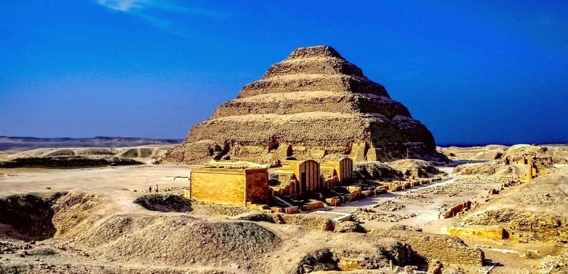 Шесть ступеней пирамиды Джосера – на что посмотреть